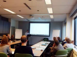 Masterclass Google SEO Public Universities of Applied Sciences Netherlands