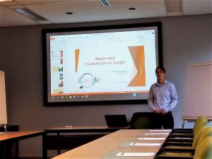Masterclass Intro Google SEO Public Universities of Applied Sciences Netherlands